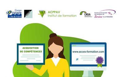 ACPPAV, partenaire de AGEFOS-PME