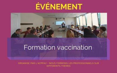 Former les pharmaciens à vacciner