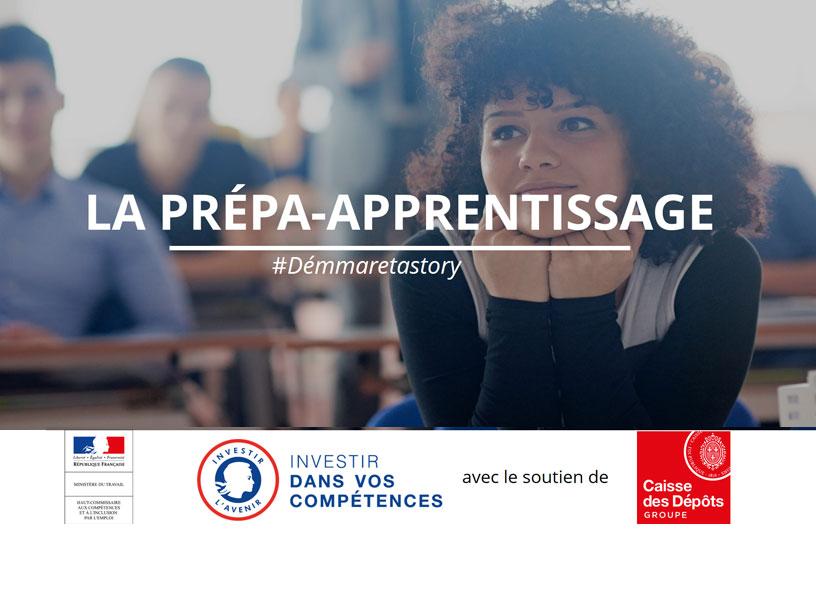 Recrutement en prépa-apprentissage à l'ACPPAV