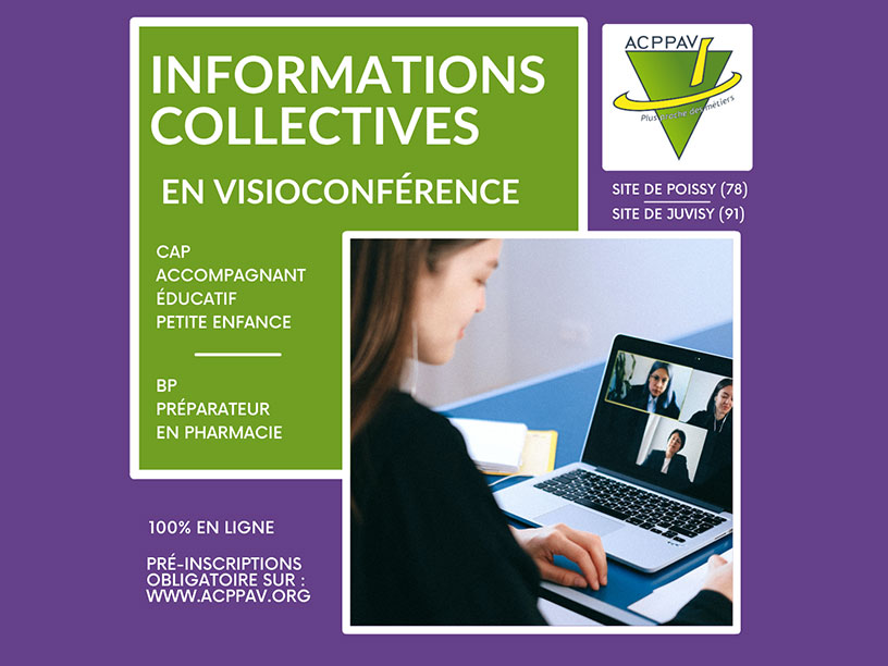 Informations Collectives Visioconference