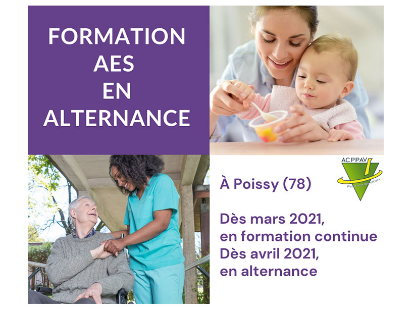 La formation DEAES accessible sur le site de Poissy